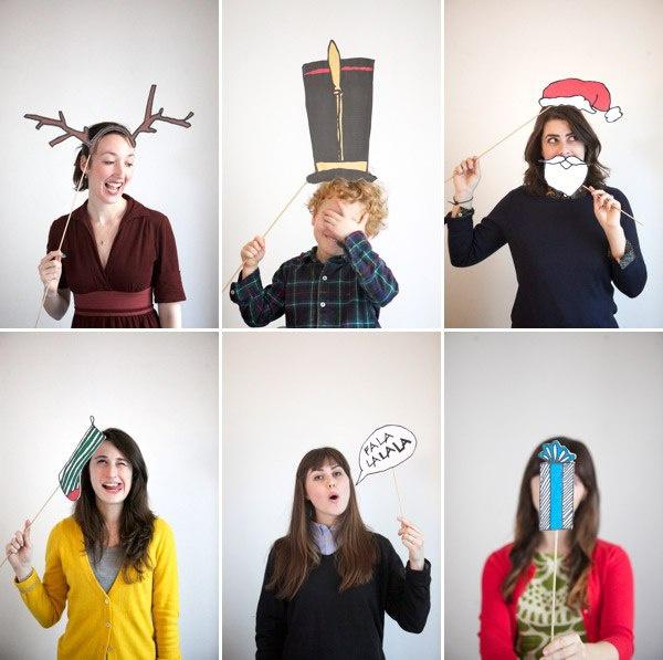 Vtipné masky na večírky
