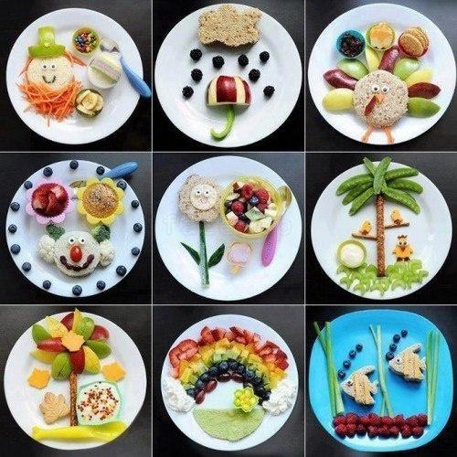 Výzdoba v talíři