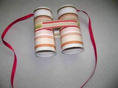 Další nápady, co s rolí z toaletního papíru
