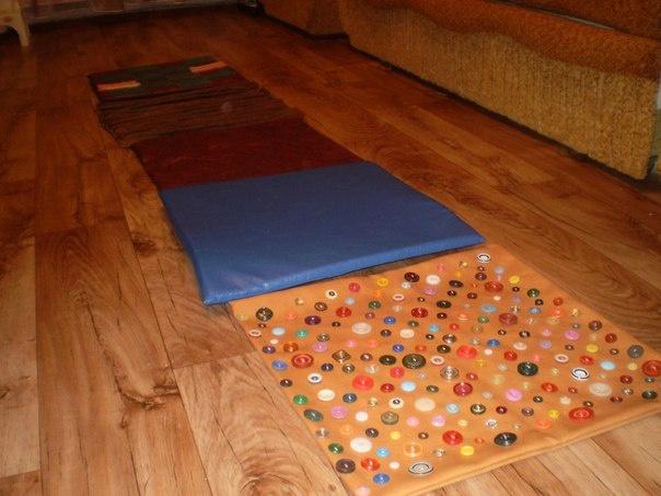 Didaktický koberec